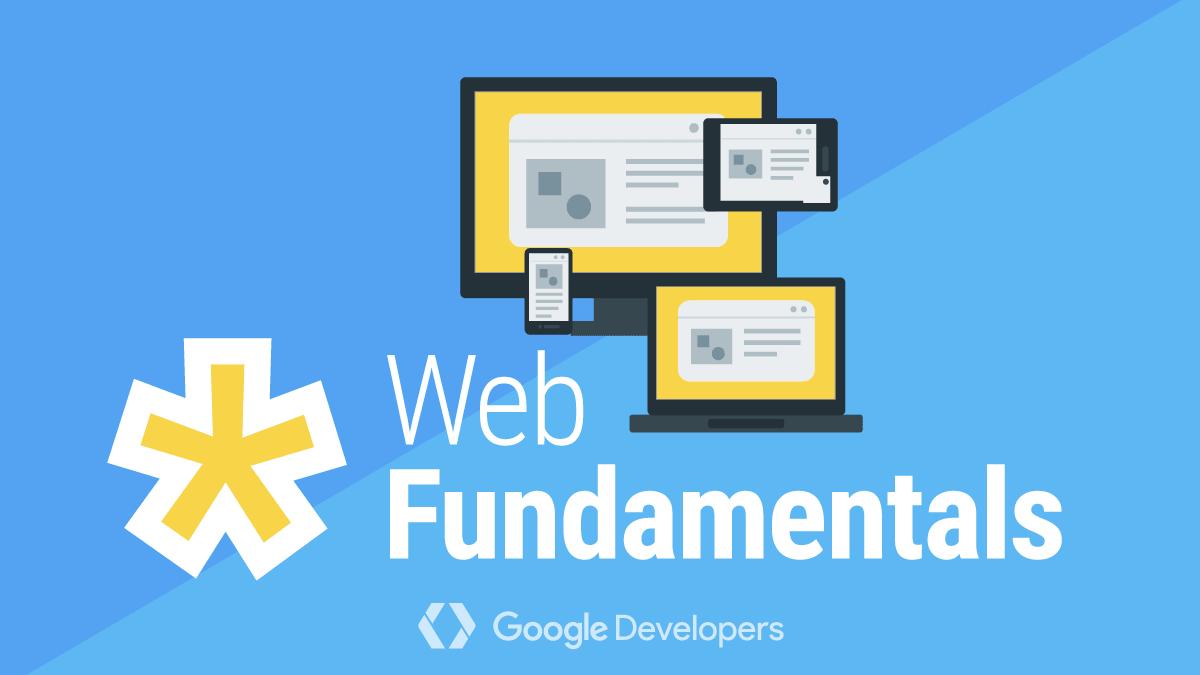 Google Web Developers Training